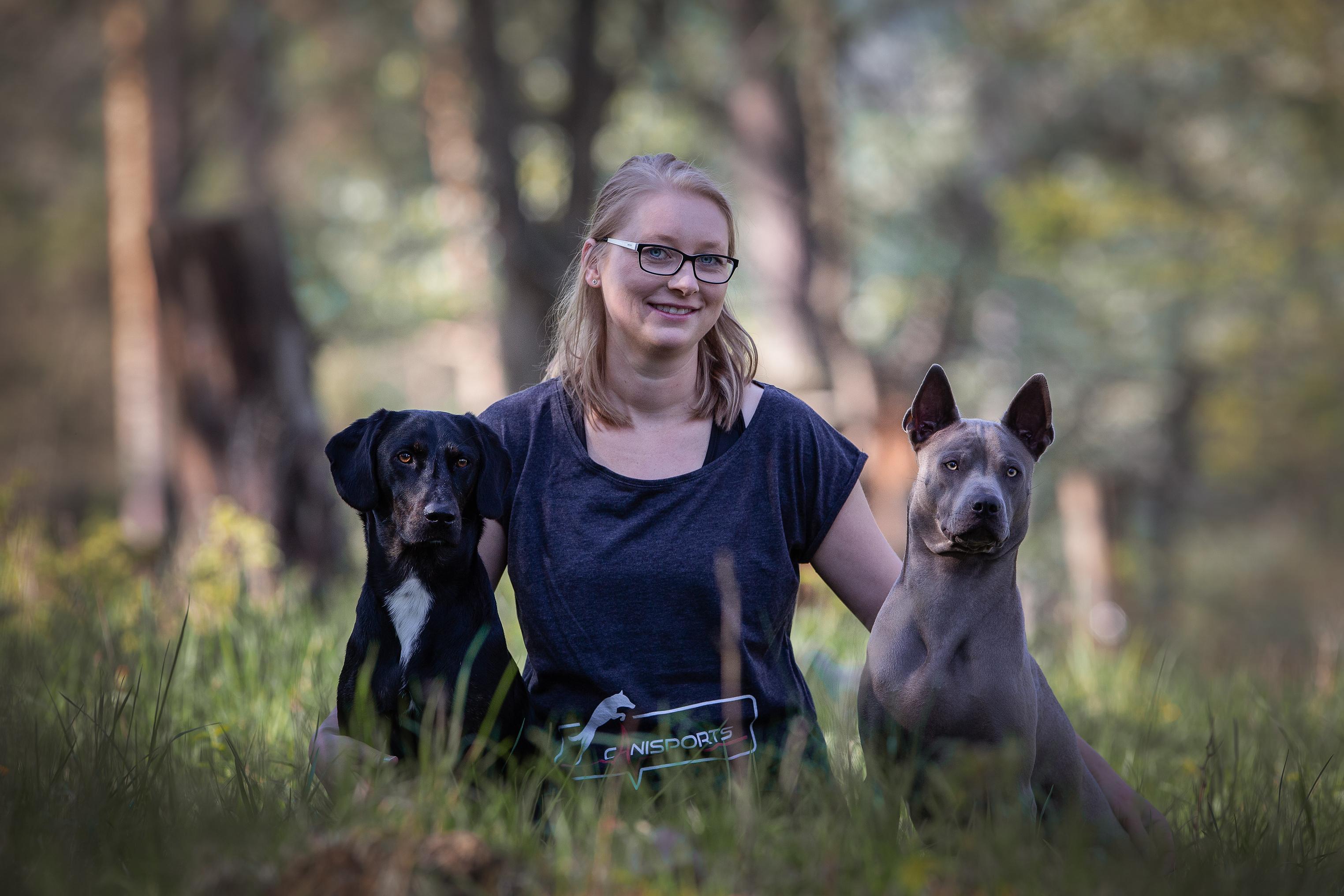 Kathrin Hackstuhl - Hundeschule CaniSports in Sindelfingen (Landkreis Böblingen, Baden-Württemberg)